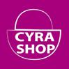 logo du site cyrashop.fr